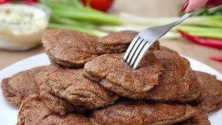 Оладьи из куриной печени - Рецепты от Со Вкусом