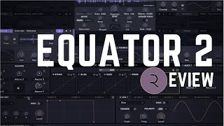 Equator 2 Review- Not What I Thought! #roli