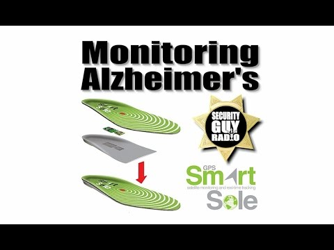 [192] GPS Monitoring of Alheizmer's Patients with GPSSmartSole.com