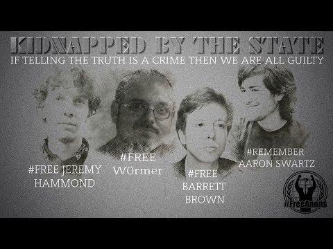 Douglas Lucas on Jeremy Hammond & The Stratfor Leak