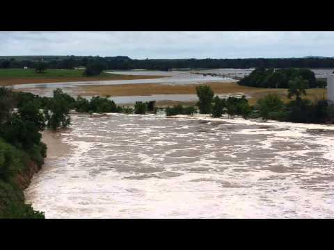 Lake Ellsworth Causing Flood in East Lawton