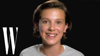Millie Bobby Brown's Favorite Birthday Had a Limo and Bouncy Castle | Birthday Stories | W Magazine