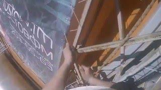 Промальп. Шнуровка баннера(В этот раз покажем вам как мы монтируем и шнуруем баннер., 2016-05-15T19:00:50.000Z)