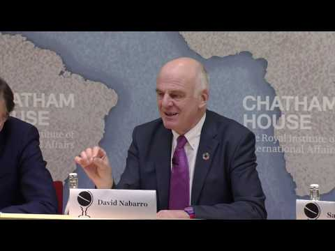 Question Time: Electing the Next Director-General of the World Health Organization - Q&A Part II