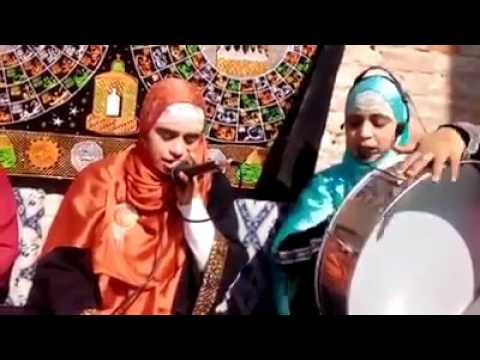 Download A beutiful Punjabi Naat by a girl with duff