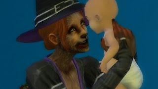 """[EL844] The Sims 2 - 13 """"Neonato da Pavimento"""""""