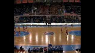 Премьер-Лига. УГМК (Екатеринбург) 76-80 Спарта&К (Видное)