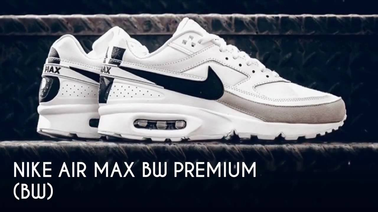 NIKE AIR MAX BW PREMIUM (BW)/ SNEAKERS STAR