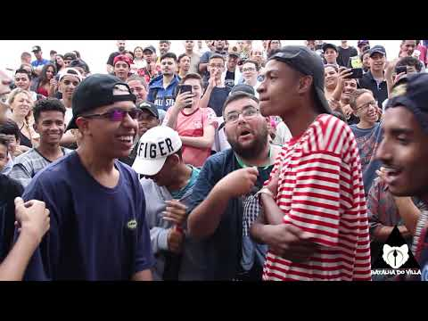 [😂😂😂] Mike & Cristian x Brinquedo & G.A  | SEMI FINAL | 121° Batalha do Villa
