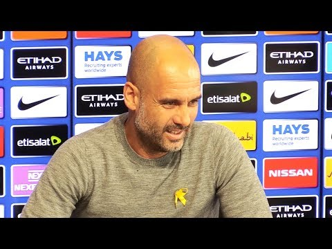 Pep Guardiola Pre-Match Press Conference - Manchester Derby - Embargo Extras - 'Was Offered Pogba'