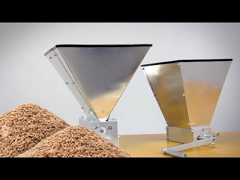 How To Install & Use a Grain Mill - Tricks to Milling Your Own Grain!