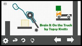 brain it on the truck level 45