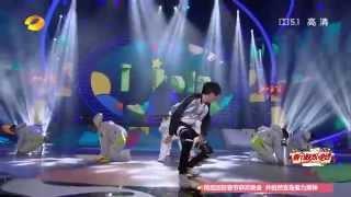 【TFBOYS王俊凱 Karry Wang】湖南卫视小年夜带你去私奔 TFBOYS《快乐环岛》