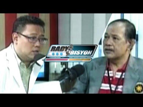 [RadyoBisyon] Guest: Dr. Arturo Castro Jr. (Episode 337) - [02|12|16]