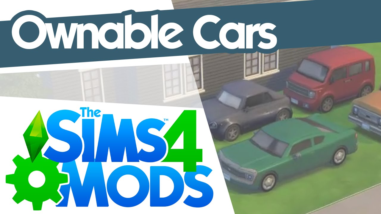 Mod Make Cars Required Sims