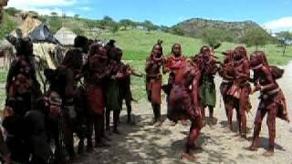 Danza Himba