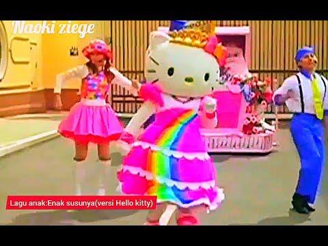 Lagu Anak..Enak Susunya..(versi Hello Kitty)