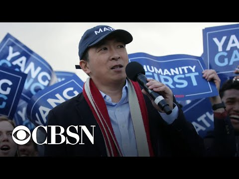"Andrew Yang on his plans to ""speed up"" New York City's post-COVID comeback"