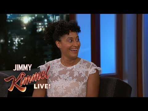 'Black-ish' Kids Make Fun of Tracee Ellis Ross