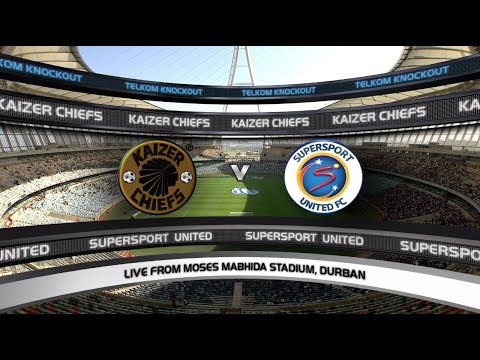 2018 Telkom Knockout QF | Kaizer Chiefs vs SuperSport United