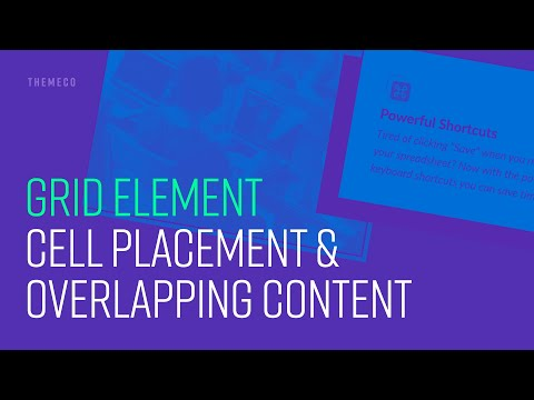 CSS Grid: Cell Placement & Overlapping Content (Intermediate)