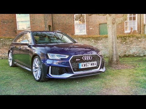 New Audi RS4 ... Better Than An RS6?