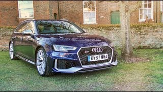 One of Seen Through Glass's most viewed videos: New Audi RS4 ... Better Than An RS6?