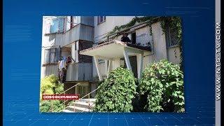 05.10.2018 Полуторагодовалый ребёнок выпал из окна севастопольской многоэтажки