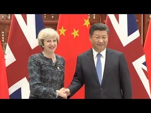 China lauds UK Ambassador Woodward's remarks on Belt and Road Initiative