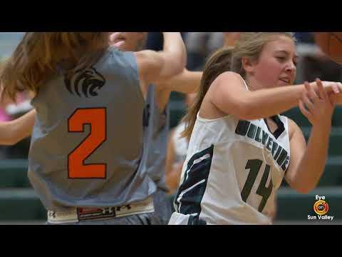 Wood River High School Girl's Basketball - November 16, 2017