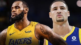 Klay Thompson Will Join Lebron James SOONER Than You THINK!
