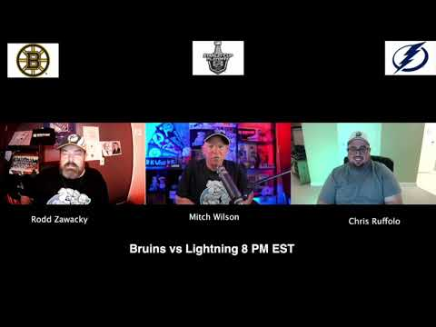 Boston Bruins vs Tampa Bay Lightning 8/26/20 NHL Pick and Prediction Stanley Cup Playoffs