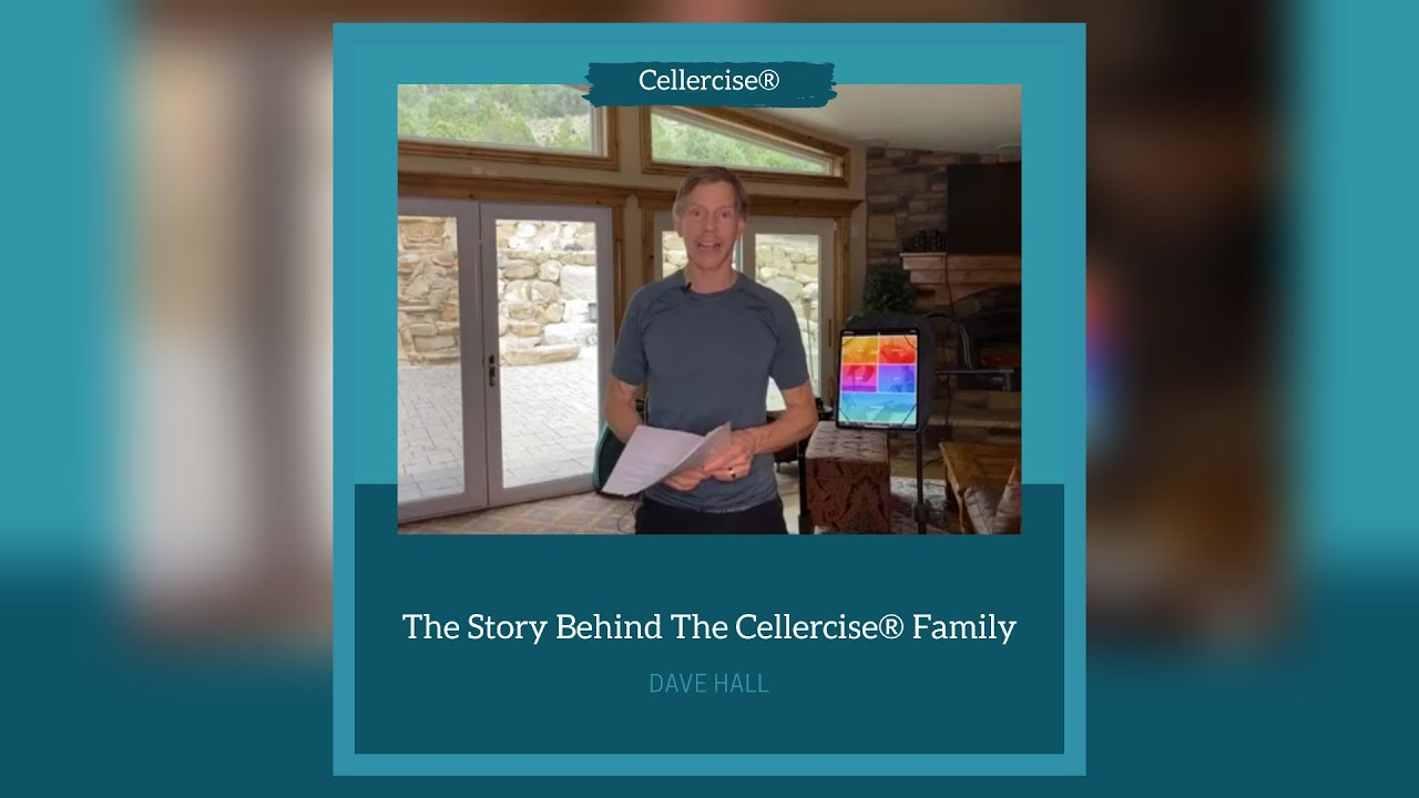 The Story Behind The Cellercise® Family