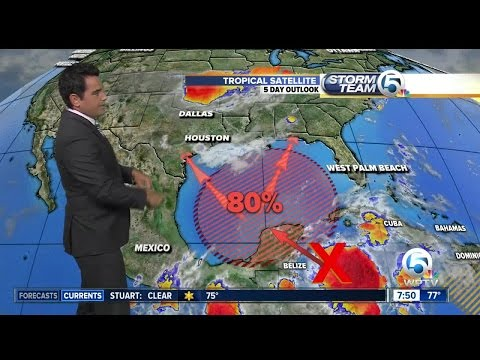 South Florida weather 6/18/17 - 7am report