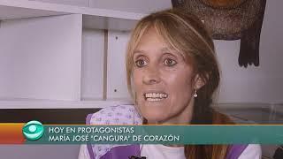 María José: una cangura que ofrece nutrición afectiva a bebés de otras mamás - PARTE 1