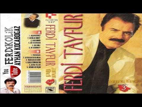 Ferdi Tayfur Zaman Tüneli 3 Full Albüm Şarkıları