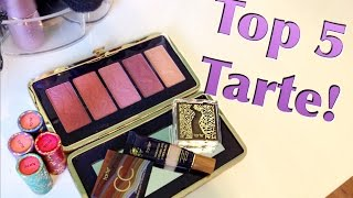 Top 5 Tarte Products with BeautyNaturesWay!! Thumbnail