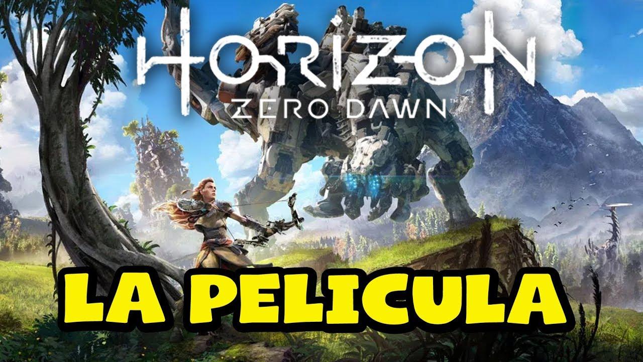 Ver Horizon Zero Dawn – Pelicula Completa en Español Latino 2017 – Todas las cinematicas en Español