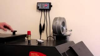 Обзор котла длительного горения КСВм-30 кВт