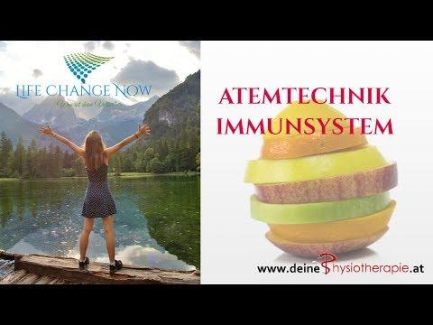 Atemtechnik Imunsystem