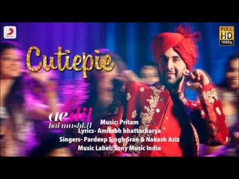Cutiepie Video song | Ae Dil Hai Mushkil |...