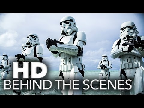 ROGUE ONE: A STAR WARS STORY | Behind The Scenes | German / Deutsch | HD 2016
