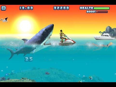 скачать игру голодная акула - фото 9