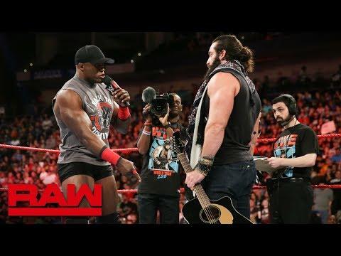 Bobby Lashley Disrupts Elias' New Documentary: Raw, Aug. 6, 2018