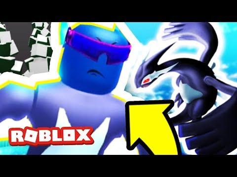 Shadow Lugia Takes Over Roblox!