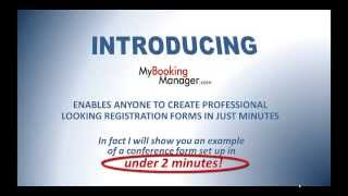 Event Registration & Payment Forms Setup In Just Minutes