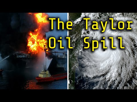 The Shocking Oil Spill You've Never Heard About
