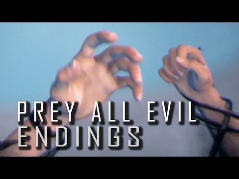 Prey: Evil Endings All Options