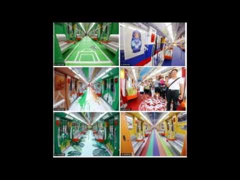 BRICS-themed metro line demonstrates deft soft power. China Rising Radio Sinoland 171015