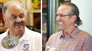 Wendell Scott's son, grandson discuss his career and legacy   Coffee With Kyle   Motorsports on NBC
